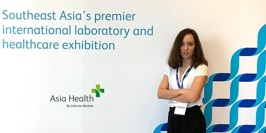 Asia Health Singapur maj 2019