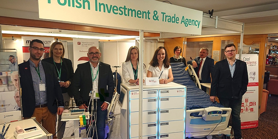 Hungarian Hospitals Association  czerwiec 2019