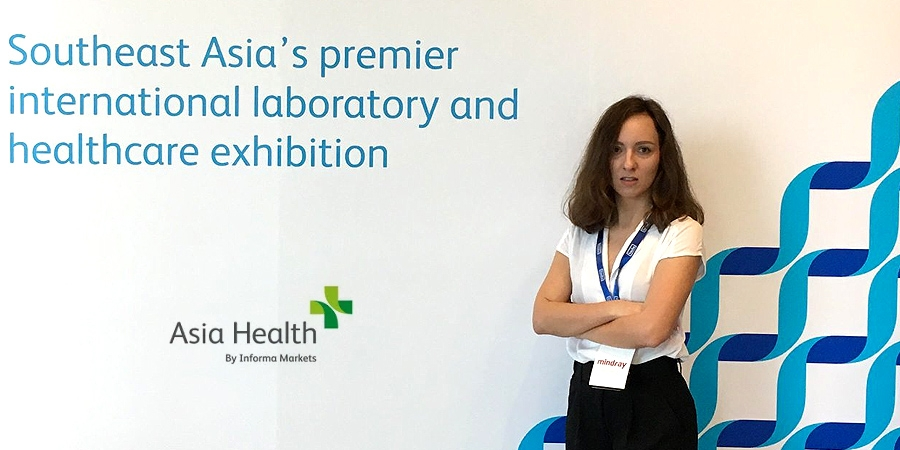 Asia Health Singapur May 2019